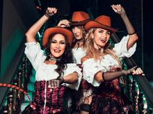 Новое шоу в стиле WESTERN: кабаре Show Girls приглашает на weekend