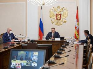 Арендное жилье и школы: власти Челябинской области обсудили совместные проекты с «ДОМ.РФ»