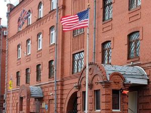 Посольство США в России прекращает выдавать визы с 1 августа