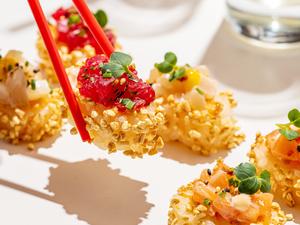Ресторан «Тануки» представил новое летнее меню