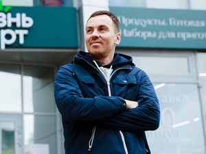 Владелец сети ресторанов «Сушкоф» решил избираться в Законодательное собрание