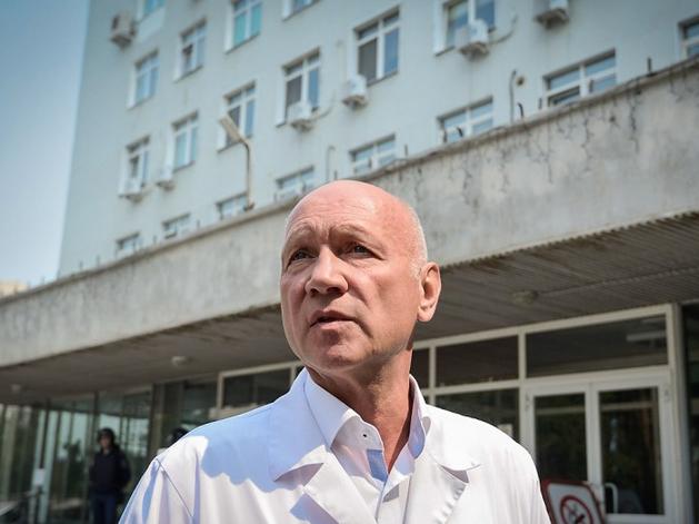 Главврач 40-ой больницы назвал дискриминацию непривитых необходимой