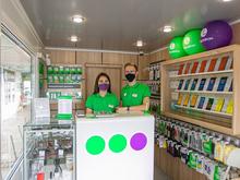 МегаФон откроет передвижные магазины
