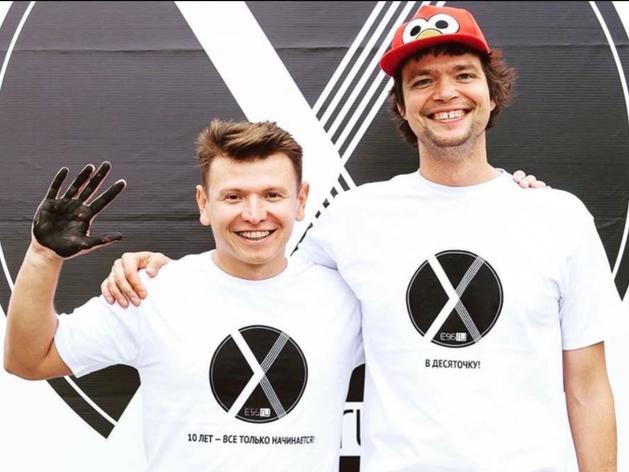 Дмитрий Пивоваров и Борис Лепинских, основатели интернет-магазина E96