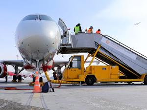 Екатеринбуржцы купили международный аэропорт Магнитогорска на аукционе