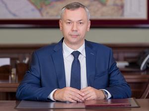 Травников поднялся на два пункта в Национальном рейтинге губернаторов