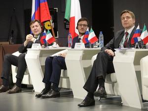 Бизнес по-итальянски: на ИННОПРОМе состоится VI встреча «Диалоги инвесторов»