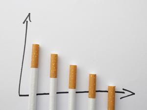 Минимальная цена на сигареты вступила в силу с 1 июля