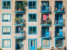 Полмиллиона квадратов жилья введено в Новосибирске за полгода