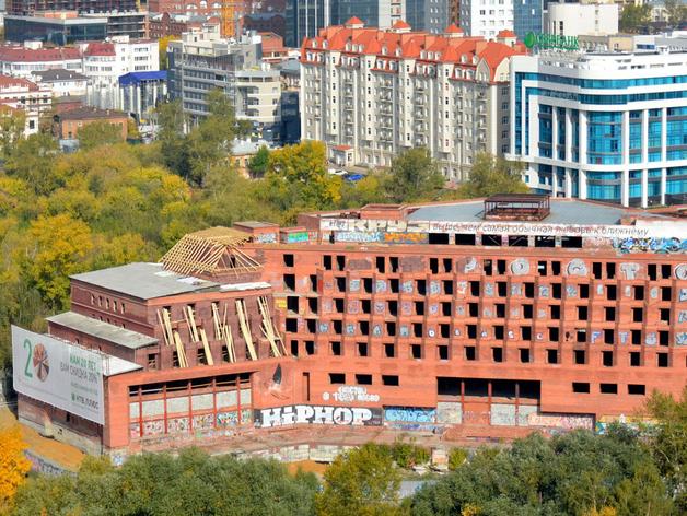 Гостиницу «Дели» в центре Екатеринбурга снесут в течение двух месяцев. Отсчет пошел