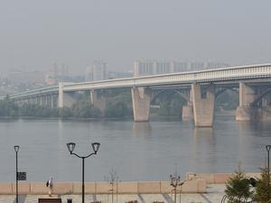 Мосты Новосибирска проверят на безопасность за 7 миллионов