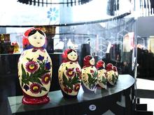 В Екатеринбурге на выставке Иннопром открылась экспозиция «Традиции и инновации»