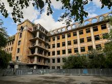 Вопрос с заброшенной больницей в Зеленой роще будет решаться на федеральном уровне