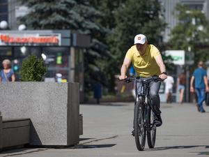Жителям Челябинска предложили самим начертить велодорожки на карте города
