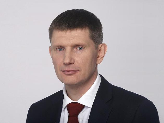 Максим Решетников, глава Минэка