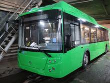 В Челябинске объявлена закупка экологичных автобусов почти на 2 млрд руб.
