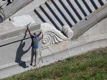 «Заиграет новыми красками». До открытия Чкаловской лестницы осталось меньше месяца