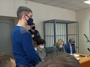 Гособвинитель запросил 11 лет колонии для бывших зампрокурора и замглавы свердловского СК