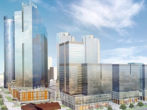 Обновленный градсовет раскритиковал концепцию Екатеринбург-Сити, но в итоге одобрил ее
