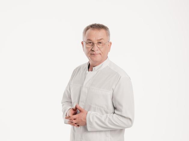 Александр Клинов, главный врач стоматологической клиники «ATIS FABER»