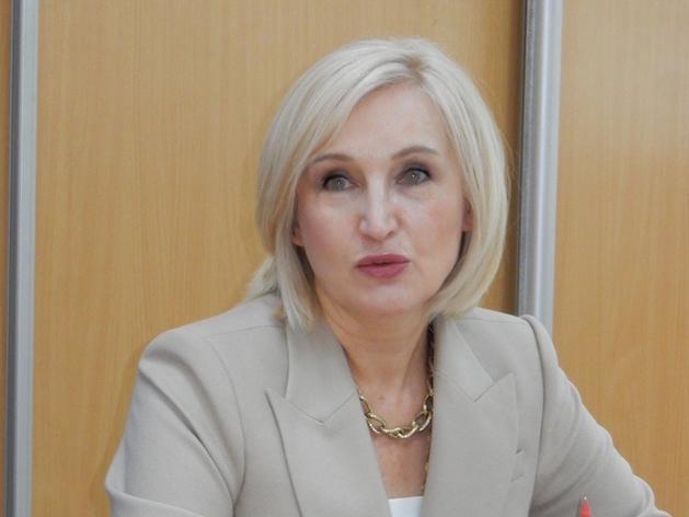 Ирина Викторовна Перевалова