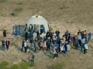 Полет Безоса в космос. Задержание главы ГИБДД Ставрополья за взятки. Главное 20 июля