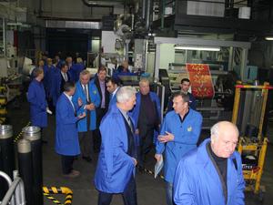 Химические предприятия Дзержинска объединяются в промышленный кластер
