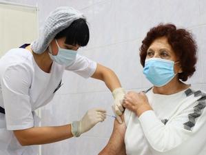 Количество вакцинированных от ковида в Красноярском крае приблизилось к миллиону