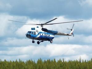 «КрасАвиа» получила первый вертолет МИ-8 по программе реновации парка