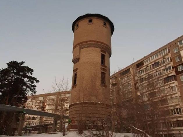 На ЖБИ продали водонапорную башню. Покупатель нашелся за пару часов