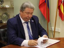 Задержан глава челябинского ПФР Виктор Чернобровин. На допрос его увезли из больницы