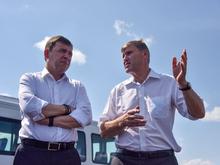 Свердловский губернатор ввел режим чрезвычайной ситуации