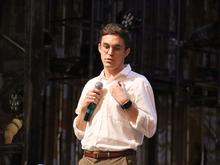28-летний выпускник знаменитой «Щуки» стал главным режиссером театра «Комедiя»