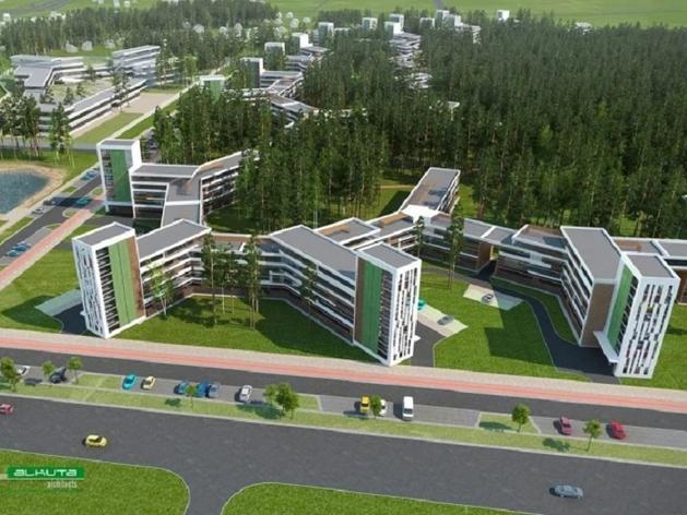 На Широкой Речке построят 15 восьмиэтажек вместо трехэтажных домов