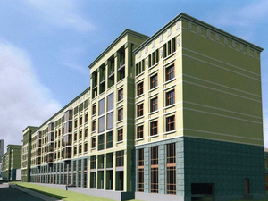 К концу года достроят ЖК «Сердце Нижнего» и ЖК «Салют» в Дзержинске