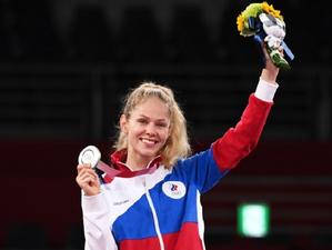 Спортсменка из Челябинска завоевала серебро на Олимпиаде в Токио
