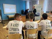 Путину доложили о первых в стране инженерно-судостроительных классах, созданных в Сормове