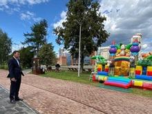 Куйвашев назвал батут у Ельцин Центра «уродующим город» и подчеркнул: «законы уже правят»