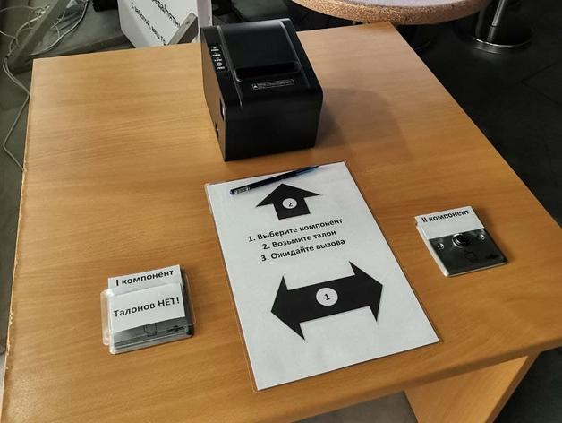 В пунктах вакцинации, расположенных в ТЦ Екатеринбурга, ввели электронную очередь