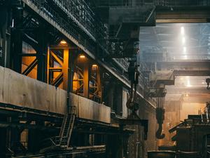 Две сферы промышленного производства региона показали спад