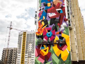 Более 90% челябинцев поддерживают появление граффити в городе