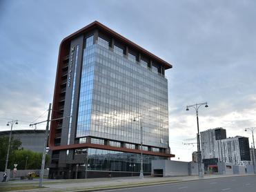 В Екатеринбурге запустили первый в России Hyatt Place. На открытие потребовалось три года