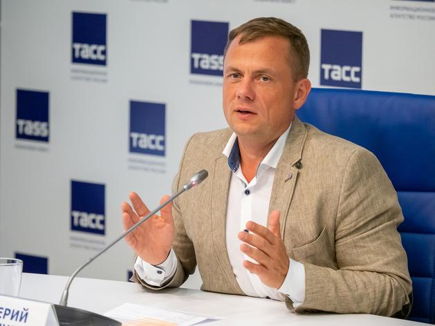 Валерий Пиличев, директор Свердловского областного фонда поддержки предпринимательства
