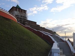 Оркестр Мариинского театра выступит на открытии Чкаловской лестницы 1 августа