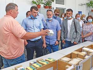 Бережливость на практике. «Команда 52» посетила Арзамасский приборостроительный завод