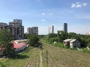 Власти хотят изменить территорию вокруг вокзала. Но «мешают» собственники недвижимости