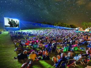 Кинотеатр под открытым небом начнет работу в Челябинске