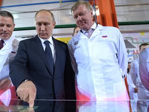 Чубайс: «Смена мировых элит произойдет до конца 2020-х. Это ударит по экономике России»