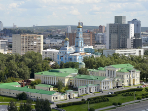 Где самое длинное 5-этажное здание? В Екатеринбурге появился новый туристический маршрут