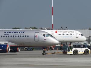 В Нижнем Новгороде «Аэрофлот» признан самой пунктуальной авиакомпанией